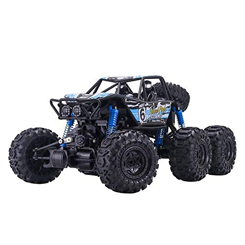 Dpliu Remote Control car Large Remote Control Car Children's Toy Car Off-Road Vehicle High Speed Amphibious SUV Six-Wheel Climbing Car Boy Birthday Adult Child Metal Toddlers Metal Racing