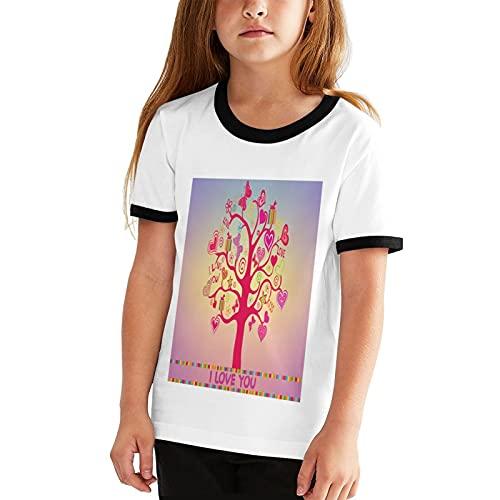 Popsastaresa Designname Youth Camiseta de cuello redondo