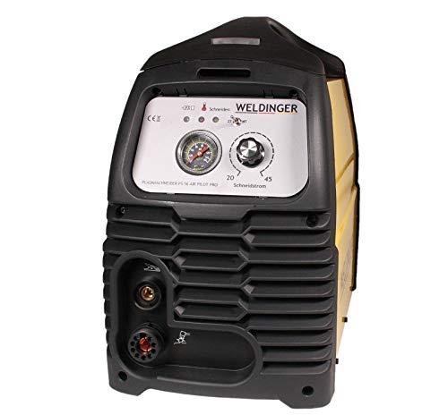 WELDINGER Plasmaschneider PS 56 air pilot pro mit Pilotlichtbogen und integriertem Kompressor 5 Jahre Garantie - 3