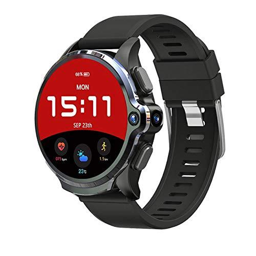 Fitness Armband mit Pulsmesser Blutdruckmessung Smartwatch Fitness Tracker Wasserdicht IP68 Fitness Uhr Schrittzähler Pulsuhr Sportuhr für Damen Herren Kinder ios iPhone Android Handy