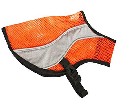 Canine Friendly High Visibility Dog Vest, X-Small