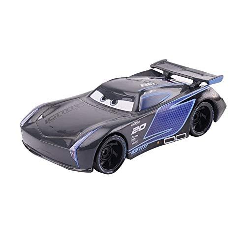 JXDD Disney Pixar Cars 2 3 Cars Collection Lightning McQueen Jackson Storm Ramirez 1:55 Diecast Metal Alloy Toy Car Model Kids Gift W-20-8-06 (Color : Cruz Ramirez 1.0)