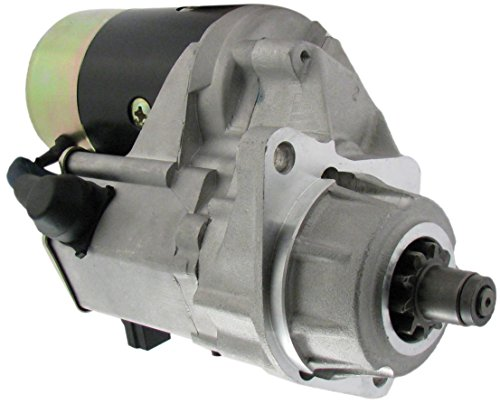 New Heavy Duty Starter for Hyster H-75-120XL & Yale Forklifts 1999,2000,2001,2002,2003,2004,2005,2006 280-7045 228000-7810 AS228000-7810 580013353 1388721 SYSN0190 018721 246-25168 91-29-5580