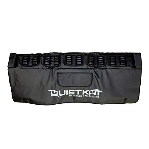 QuietKat STG Pickup Truck Tailgate Pad, Pickup Truck Tailgate pad for Hauling Bikes
