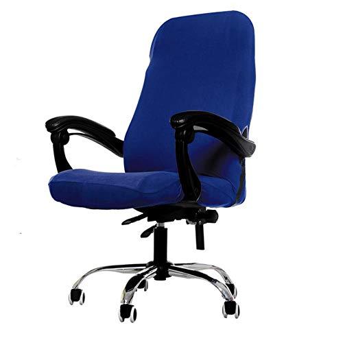 Hbno Stoelhoes voor bureaustoel, spandex, elastisch, zwart, voor computer/armen, 1 stuk
