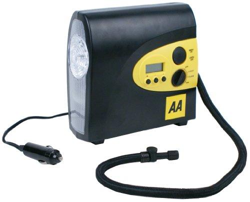 AA 12-Volt Digital Tyre Compressor large image