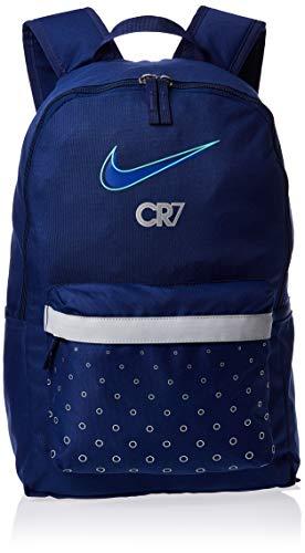 Nike CR Backpack BA6409-492; Unisex Backpack; BA6409-492; Blue; One Size EU ( UK)