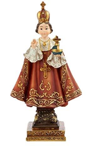 DRW Niño Jesus de Praga Resina Figura (11)
