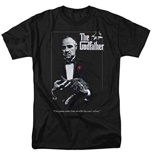 beautiful& El Padrino Don Corleone Poster Camiseta Grande