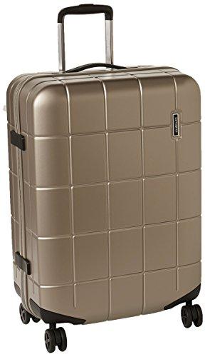 [サムソナイト] スーツケース キャリーケースタイリウム スピナー69 アイボリーゴールド 保証付 68L 69 cm 4.2kg