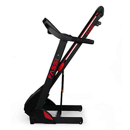 Diadora Fitness Fassi F 4.0 Tapis Roulant, Negro: Amazon.es ...