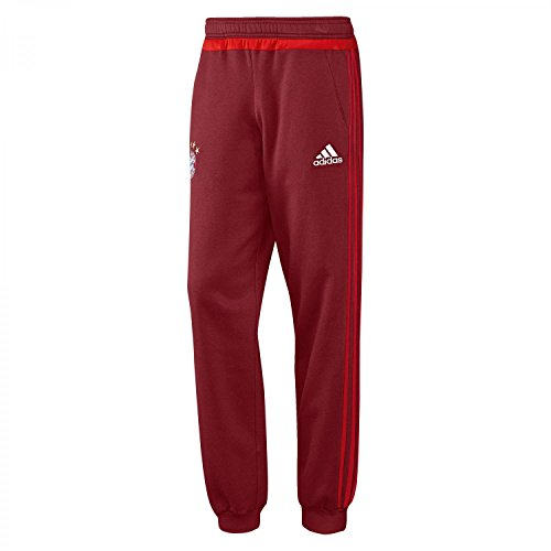 adidas Shorts Sweat Pants Jogginghose, Craft Red F12/Fcb True Red, XS