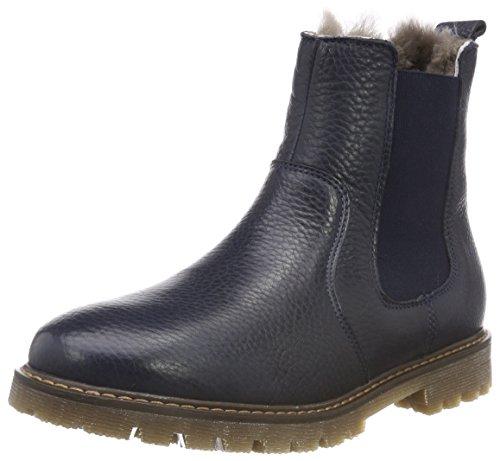 Bisgaard Unisex-Kinder 51919218 Klassische Stiefel, Blau (604 Blue), 30 EU