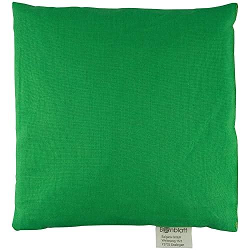 Cuscini biologici da fossa di ciliegio di Bonblatt® - certificato Oeko-Tex 100 - cuscini riscaldanti, cuscini in grani adatti ad adulti, neonati, bambini & animali