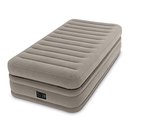 Intex 64444Air Bed Matratze Prime Comfort cm 99x 191x 51mit integrierter Pumpe