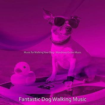 Music for Walking Your Dog - Wondrous Guitar Music