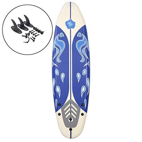 Grande Juguete 6' Surfboard Surf Ocean Beach Foamie Boards Great
