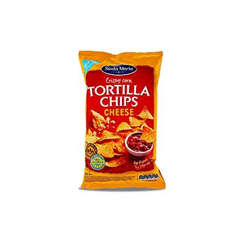 Santa Maria Tortilla Chips con Formaggio, 185g