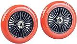 Speeron Zubehör zu Tret-Roller: Ersatz-Räder für 2in1-Tretroller & -Snowkick-Schlitten RS-100 (Roller Kinder)