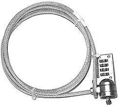 Star Kensington Alloy Lock Security 4 - Digit Combination Cable Laptop/Notebook