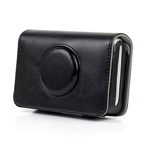 PANGTOU Bolsa Protectora de la cámara, Caja de cámara, Funda de Cuero PU de Color sólido para cámara Polaroid Snap Touch