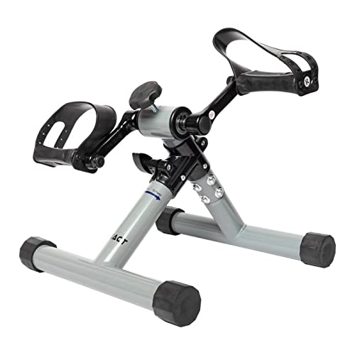 React Excersise Bike Mini - Bicicleta de fitness para el hogar, tamaño portátil