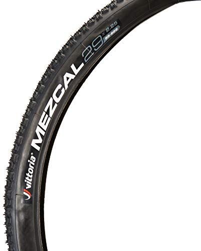 Mezcal III TLR 29X2.1 CARAM//NE G2.0 Cubiertas Ciclismo Unisex Adulto, Caramelo Negro 29 Vittoria Cub