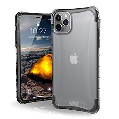 URBAN ARMOR GEAR UAG Designed for iPhone 11 Pro Max [6.5-inch Screen] Plyo Feather-Light Rugged [Ice] Military Drop Tested iPhone Case