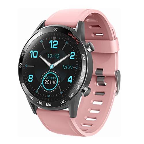 T23 Bloutoth Smart Watch Cuerpo Temperatura Fitness Tracker Monitor De Ritmo Cardíaco Smartwatch Hombres Mujeres Deporte Aptitud Pulsera,C