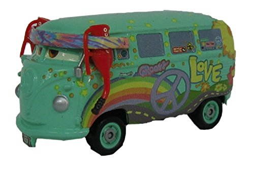 Cars Character Car Fillmore pit crew disney Pixar Miniature car boy
