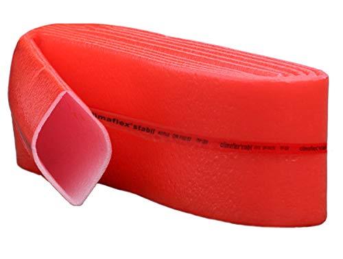 Schutzschlauch PE Abfluss 10 m Isolierschlauch 9 mm Dämmung | Climaflex (Schutzschlauch Abfluss), DN 100 (Ø 125mm ±10) x 9mm Dämmdicke| 10m)