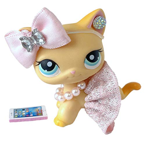 Pet Shop LPS Clothes Accessories Skirt Bow Outfit Lot CAT NOT Included