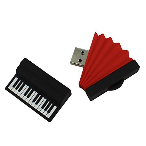 Shooo 8GB Tipo de música dibujos animados memoria USB