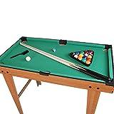 BT, Mini Tavolo da Biliardo, Set da Biliardo per Bambini, Mini Snooker, Gioco da Biliardo,...