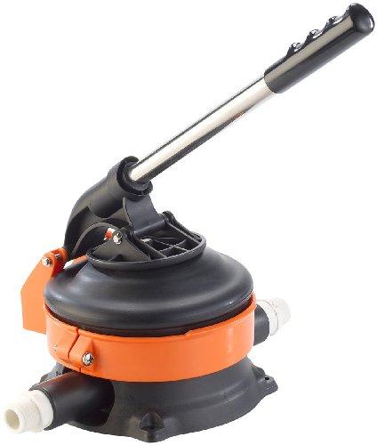 AGT Wasserhandpumpe: Wasser-Handpumpe mit rostfreiem Stahlhebel (Handwasserpumpe)