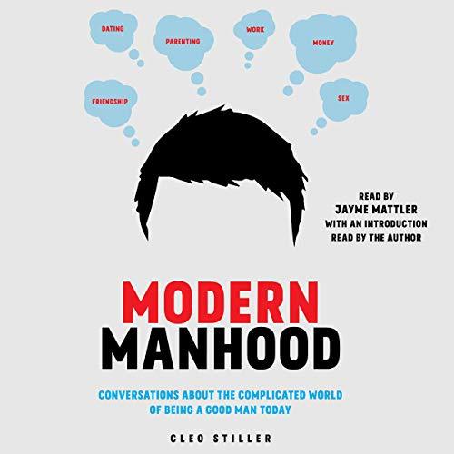 『Modern Manhood』のカバーアート
