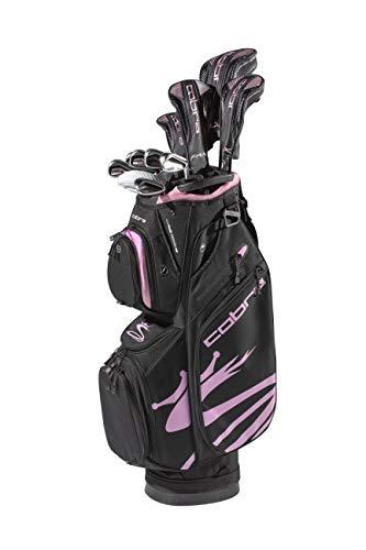 Cobra Golf 2020 Airspeed Complete Set Black-Lilac...