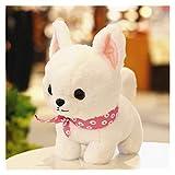 JINSUO 1pc 29 / 35cm Shiba Inu Linda muñeca de la Historieta Perro imitación Perro Akita Juguetes de la Felpa Suave Relleno Creativo Regalo de cumpleaños for los niños de los niños