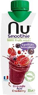 Nu Smoothie Pomegranate Acai Cranberry 330ML