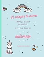 Cuaderno de dibujo mágico: Diseño de unicornio - Más de 100 páginas - Papel blanco - Tamaño jumbo - Frase y motivación - Positividad (Las libretas más chulas) (Volume 1) (Spanish Edition)