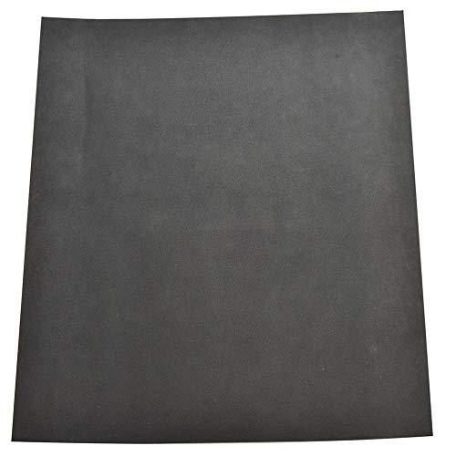 XVCHQIN 100PCS 28x23cm Papel de lija impermeable Papel de lija de pulido húmedo Granularidad de grano 1000# 1200# 1500# 2000# Herramienta de madera de metal abrasivo, 1000
