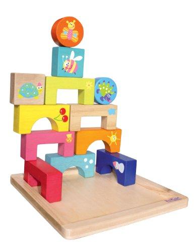 Boikido Jouet en Bois Puzzles 4 saisons