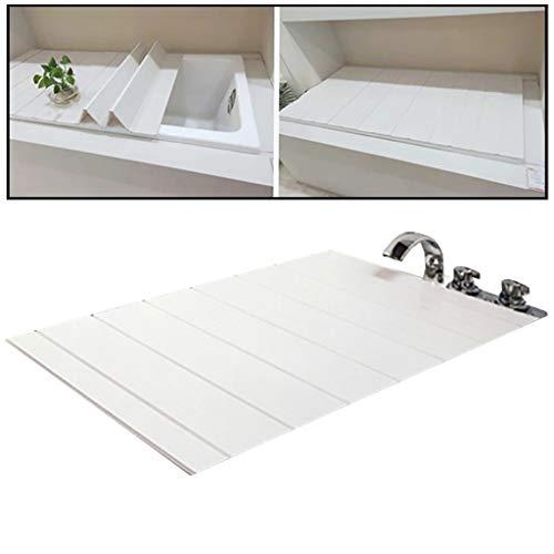 LwBathtub Tray Badkuip Afdekking PVC Anti-stof Folding stof bord badkuip beschermende afdekking voor badkuip - in verschillende maten