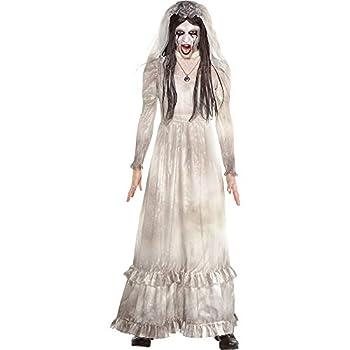 Party City La Llorona Halloween Costume for Women The Curse of La Llorona Small with Accessories