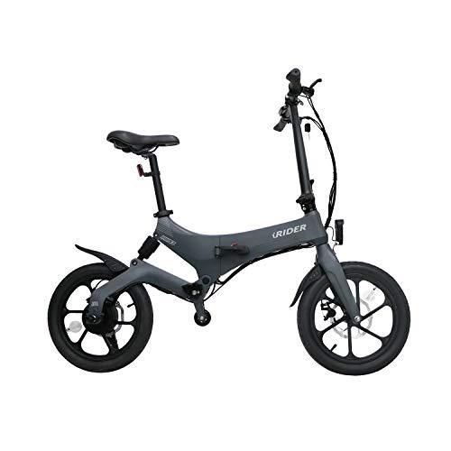 ECOGYRO Gyro Scooter électrique, Adultes, Unisexe, Gris, 1340 x 555 x 1100 mm / 770 x 430 x 640 mm