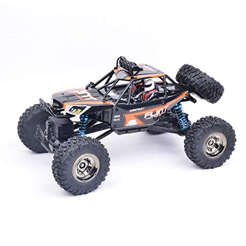 XJ0526 RC Car 1/12 Ratio 2.4GHz Electric Four-Wheel Drive Remote Control Car Strong RC Mountain Bike Off-Road Vehicle - Best Gift for Kids & Adults