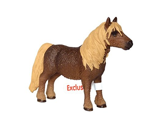 Shetland Pony Wallach Schleich - Sonderbemalung 13751-1 Exklusiv