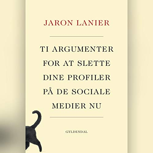 Ti argumenter for at slette dine profiler på de sociale medier nu cover art