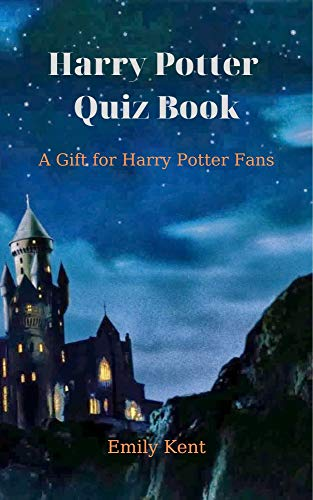 Harry Potter Quiz Book: A Gift for Harry Potter Fans (English Edition)