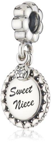 Pandora Damen-Anhänger 925 Sterling Silber 791278CZ